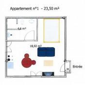 vente Appartement 1 pièce La Roche sur Yon