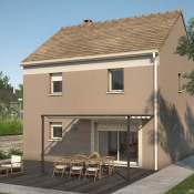 Maison 6 pièces + Terrain Ollainville