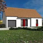 Maison 3 pièces + Terrain Cléré-les-Pins