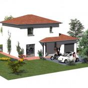 Maison 5 pièces + Terrain Saint-Didier-de-Formans