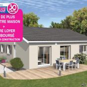 Maison 4 pièces + Terrain Saint-Jean-d'Ardières