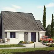 Maison 3 pièces + Terrain Pernay
