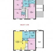Maison 5 pièces + Terrain Toury