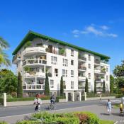 Biarritz, Appartement 3 pièces, 61 m2