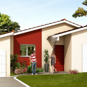 Maison 4 pièces + Terrain Sadirac
