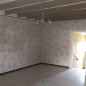 Saint Martin en Bresse, Maison / Villa 3 pièces, 76 m2