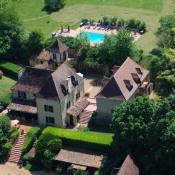 Le Bugue, 家庭客房 19 间数, 625 m2