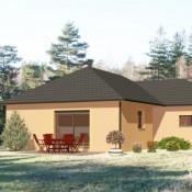 Maison 4 pièces + Terrain Sainte-Enimie