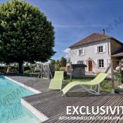 Vente maison / villa Bourgoin jallieu 410000€ - Photo 1