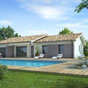 Maison avec terrain Sauternes 90 m²