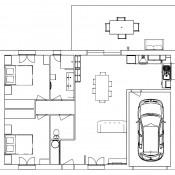 Maison 3 pièces + Terrain Bruguières
