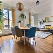 Asnières sur Seine, Appartement 4 pièces, 61,79 m2
