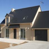 Maison 5 pièces + Terrain Saint-Aubin-de-Locquenay