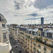 Paris 7ème, Appartement 3 pièces, 57 m2