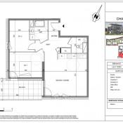 Vente appartement Chavanod 310500€ - Photo 1