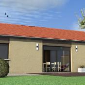 Maison 4 pièces + Terrain Saint-Siméon-de-Bressieux