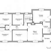 location Maison / Villa 5 pièces Camiac et Saint Denis