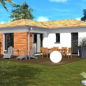 Terrain 1018 m² Pompignac (33370)