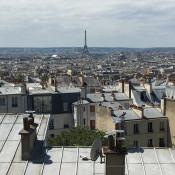 Paris 18ème, Appartement 4 pièces, 93 m2