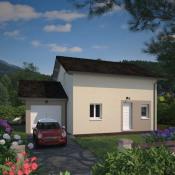 vente Maison / Villa 8 pièces Esserts-Blay