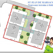 Saint Jean de Marsacq, 605 m2