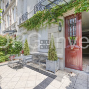 location Hôtel particulier 8 pièces Paris 16ème