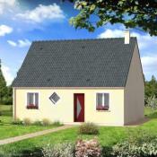 Maison 4 pièces + Terrain Bourg-Achard