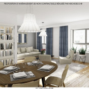 Paris 18ème, Apartamento 4 assoalhadas, 81 m2