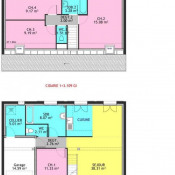 Maison 5 pièces + Terrain Redon