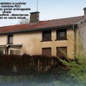 vente Maison / Villa 4 pièces Nancy
