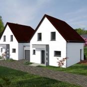 Maison avec terrain Meistratzheim 80 m²