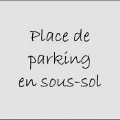 Vente parking Les pavillons sous bois 8500€ - Photo 1