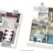 Maison avec terrain Marcoussis 75 m²