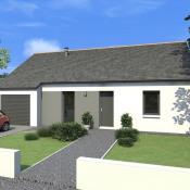 Maison 4 pièces + Terrain Saint-André-des-Eaux