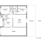 location Maison / Villa 3 pièces Buxerolles