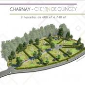 Terrain 675 m² Charnay (25440)