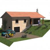 Maison 4 pièces + Terrain Meximieux
