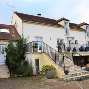 Jouy le Moutier, Maison d'architecte 8 pièces, 170 m2