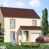 Maison avec terrain Mériel 80 m²