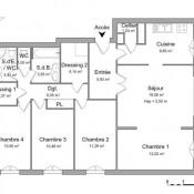 location Appartement 5 pièces Saint Gratien