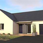 Maison avec terrain Hédé 88 m²
