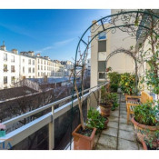 Paris 13ème, квартирa 3 комнаты, 77 m2