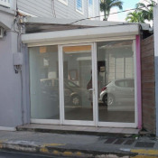 Location local commercial Ste Anne