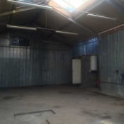 location Local commercial Aubervilliers