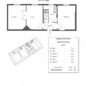 location Appartement 3 pièces Gennevilliers