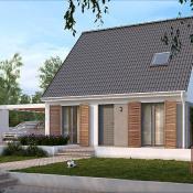 Maison 5 pièces + Terrain Bourg-Achard