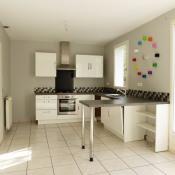 Charnay lès Mâcon, Duplex 4 pièces, 82,71 m2