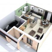 Maison 5 pièces + Terrain Dreux