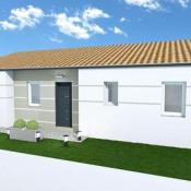 Maison 4 pièces + Terrain Brem-sur-Mer