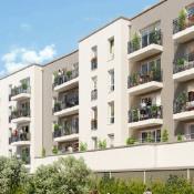produit d'investissement Appartement 4 pièces Bailly-Romainvilliers